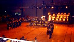 15-jarig bestaan Danscentrum Parmentier