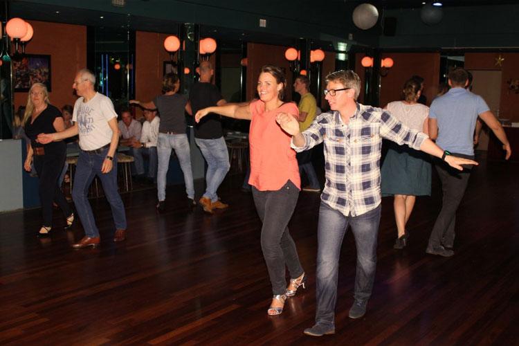 Dansles in Amersfoort