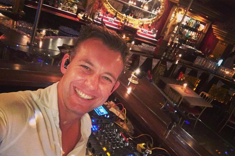 DJ voor feest of bruiloft