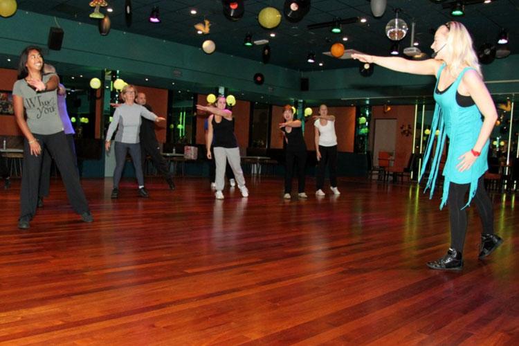 LaBlast sportief dansen